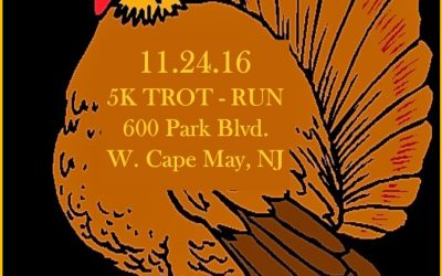 14TH ANNUAL TURKEY TROT SPONSORED BY CAPE MAY FITNESS CENTERS